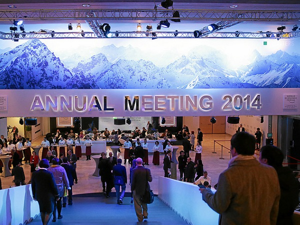 The annual World Economic Forum starts today in Davos-Klosters, Switzerland (image: WEF)