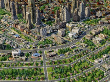 SimCity will be receiving an update that will allow gamers to play the title offline (image: Maxis)