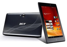 Acer's new Iconia A1-830, a 7.9-inch Android tablet (image: Acer)