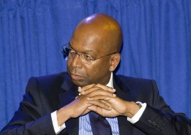 Safaricom CEO Bob Collymore (image: UN Foundation)