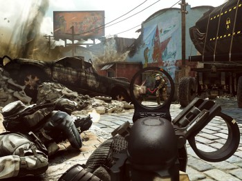 The first of four downloadable content (DLC) packs for Call of Duty: Ghosts for Xbox 360 kicks-off today