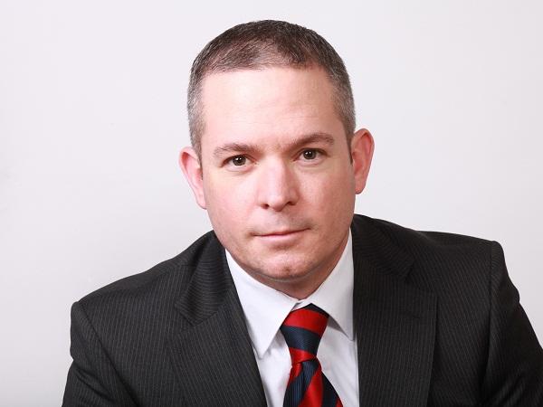 Darren Roos, COO, SAP EMEA. (Image source: SAP)