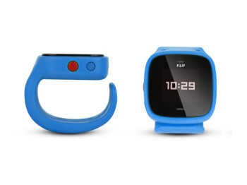 FiLIP, the wearable for kids so that parents can keep track of them (image: FiLIP)