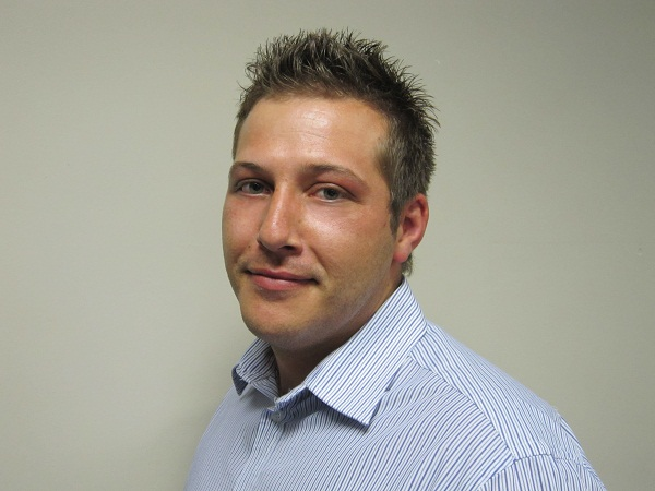 Mandre Stander, Samsung channel manager at Westcon-Comztek. (Image source: Westcon-Comztek)