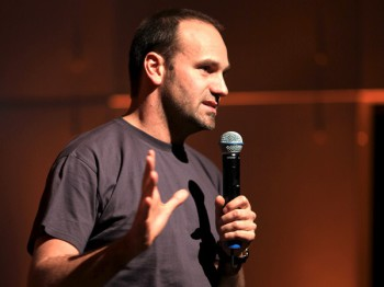 One of South Africa's most notable examples of a successful software developer is Mark Shuttleworth (image: Wikimedia)