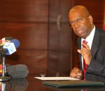 Safaricom CEO Bob Collymore. (Image source: Google/comm.ae)