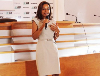 Rebecca Enonchong, founder and CEO of AppsTech. (Image source: Google/tech360ng.com)