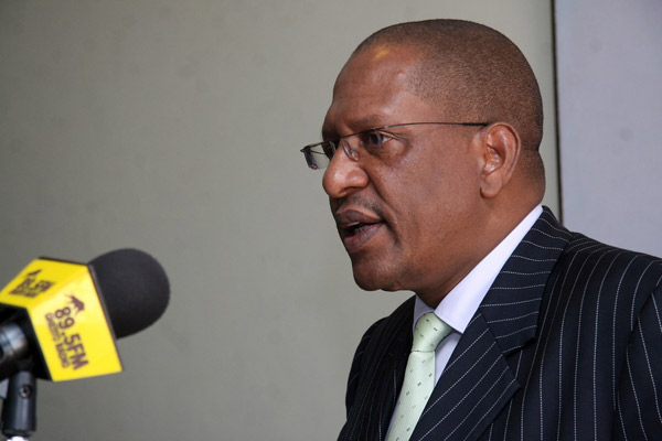 Kenya's Director of Public Prosecutions Keriako Tobiko (image: file)