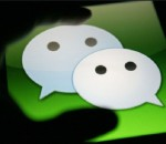 Social application WeChat has experienced a signficant jump in popularity. (Image source: Google/technode.com)