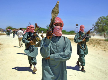 Al-Shabaab has banned the use of internet through mobile handsets and fibre optic cables in Somalia (image credit:http://moonofthesouth.com)