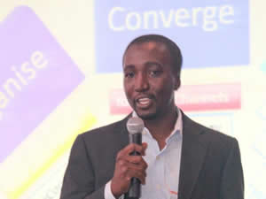 Derrydean Dadzie, CEO, DreamOval Ltd. (image credit: dreamoval)