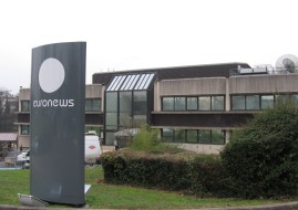 Euronews has announced the launch of Africanews channel. (Image source: Google/cbnews.fr)