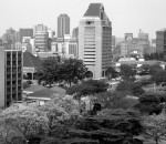 The central business district of Harare.(image: mxlegal.com)