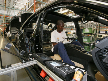 Is africa poised to become world 39 s low cost manufacturing for Low cost mercedes benz
