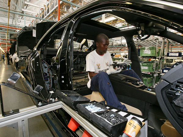 For many low-cost manufacturers, the future lies in undeveloped regions such as Africa. (image credit: Mercedes Benz South Africa)