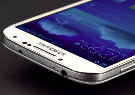 Samsung's Galaxy S4 (image: Digital Trends)