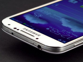 Samsung's Galaxy S4, which was launched last year (image: Digital Trends)
