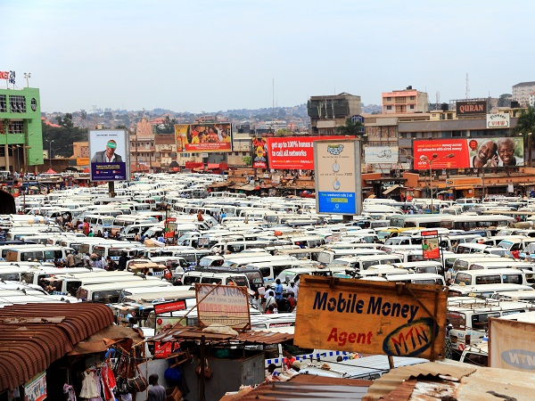 Transportation depot in Kampala, Uganda. (Image source: Black Sheep Media/ Shutterstock.com)