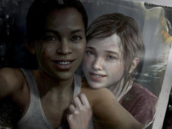 A screenshot of The Last of Us: Left Behind (image: Naughty Dog)