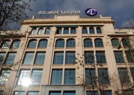 Alcatel-Lucent today announced its fourth quarter 2013 results (image: Panaramio)