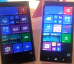 Nokia South Africa yesterday unveiled the company's first 6-inch Lumia smartphone, the Lumia 1520 (image: Charlie Fripp)
