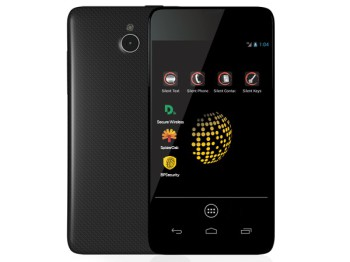 Blackphone's super secure smartphone (image: Blackphone)