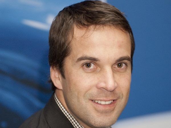 Brian Herlihy, Seacom Executive Director. (Image source: Seacom)