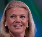 IBM Chairperson and CEO, Ms Virginia Rometty. (Image source: Google/en.wikipedia.org)