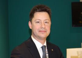 Ericsson's Joakim Sorelius (image: Charlie Fripp)