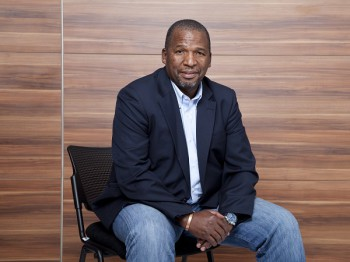 Mokgabudi Lucky Masilela, new CEO at ZICR. (Image source: ZICR)
