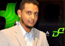 Reshaad Sha, Chief Strategy Officer at DFA.(Image source: DFA)