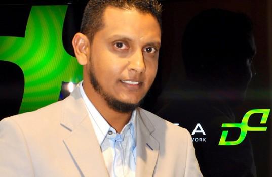 Reshaad Sha, Chief Strategy Officer at DFA.(Image source: DFA)
