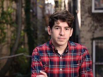 Kickstarter CEO Yancey Strickler (image: Kickstarter)