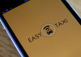 Easy Taxi and Samsung have partnered to offer customers in Lagos complimentary transport on 14 and 15 February 2014. (Image source: Google/itproportal.com)