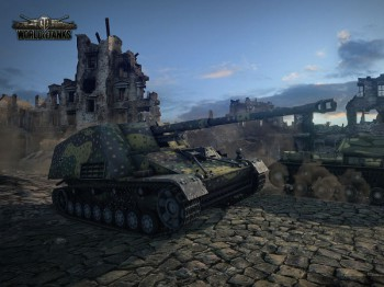 World of Tanks: Xbox 360 Edition is now available globally (image: Wargaming)