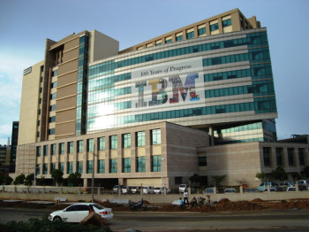 IBM launches mainframe centres. (Image: Wikipedia)