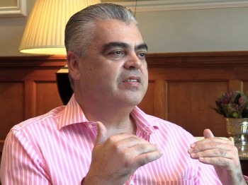 Jose Dos Santos, Acting CEO of Cell C (image: News24)