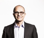 Microsoft's newly-appointed CEO Satya Nadella (image: Microsoft)
