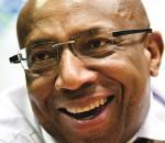 Sipho Maseko, Telkom's CEO (image: Die Volksblad)