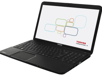 Toshiba's Satellite Pro C850 Notebook (image: Toshiba)
