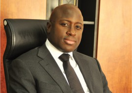 Stanley Jegede, Phase3 Telecom chief executive officer (image: Phase 3)