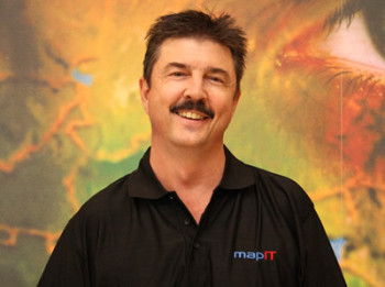 Etienne Louw, Director Sales & Marketing for TomTom Africa (image credit: http://roadsafety.co.za/)