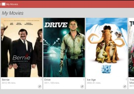 Google has rolled out an update to its Google Play Movies & TV app (image: Google)