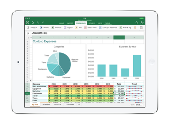 Microsoft yesterday announced that their hugely-popular Office suit of productivity tools will be made available for Apple's iPad tablet