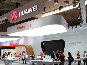 Huawei has been spied on by the NSA (image: Charlie Fripp)