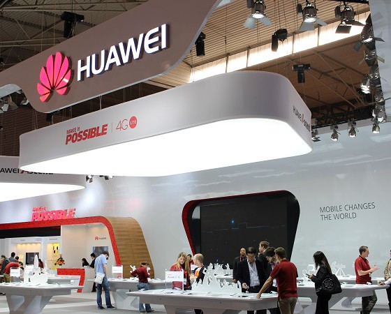 Huawei has announced the launch of its first store in Africa (image: Charlie Fripp)