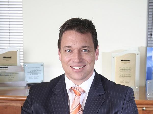 Michael Church, enterprise manager, Citrix, South Africa (image: Citrix)