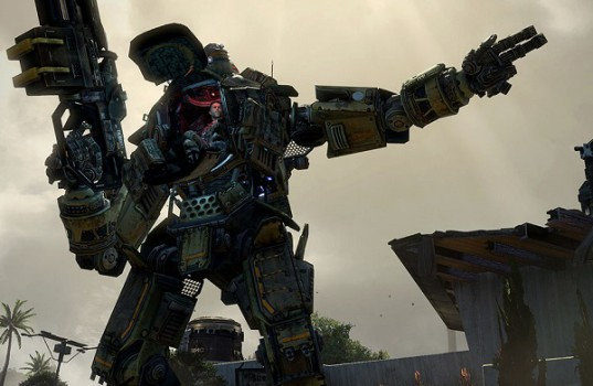 Titanfall has been cancelled for release in South Africa (image: Respawn)