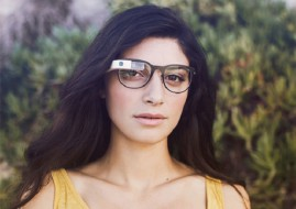 Ray-Ban and Oakley has partnered with Google to design Glass versions (image: Ray-Ban)