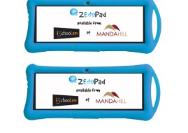 One tablet making waves in Zambia is the ZEduPad from creator and British tech entrepreneur Mark Bennett. (image: ZEduPad)